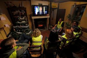 """""""Συναγερμός"""" στις Βρυξέλλες από τις εξαγγελίες Μακρόν"""