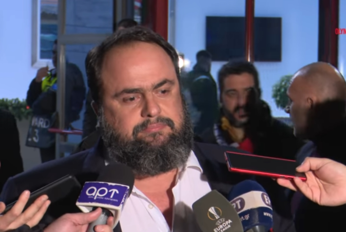 """Ολυμπιακός – Μίλαν: Ανακοίνωσε πριμ ο Μαρινάκης για την """"ιστορική νίκη"""""""