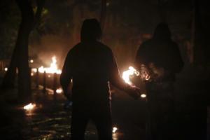 Ανάληψη ευθύνης για την επίθεση με μολότοφ στην έδρα των ΜΑΤ