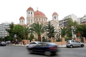 Βίντεο από την επίθεση αναρχικών στη Μητρόπολη Θεσσαλονίκης