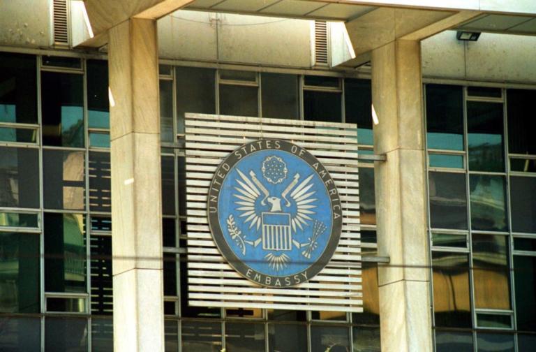 Κλειστή την Τετάρτη η Πρεσβεία των ΗΠΑ προς τιμήν του Τζορτζ Μπους