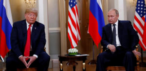 """Ολοταχώς προς νέο """"Ψυχρό Πόλεμο"""" Πούτιν και Τραμπ"""