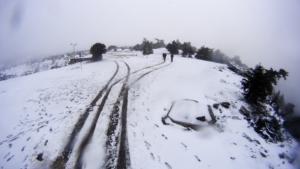 """Καιρός: """"Φόρεσε""""… λευκά το 8% της χώρας! Που χιόνισε τα Χριστούγεννα"""