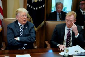 Σάναχαν: Αποτρέψαμε επίθεση του Ιράν κατά των ΗΠΑ στον Κόλπο