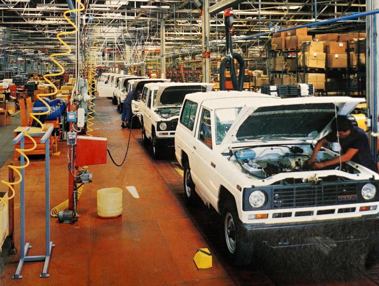 Ποιο ήταν το πρώτο Nissan που κατασκευάστηκε στην Ευρώπη;