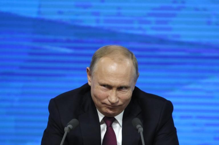 Έτοιμος για το χορό του Ησαΐα δηλώνει ο Πούτιν!