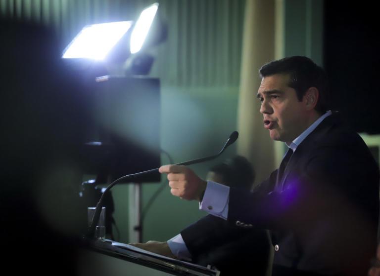 Τσίπρας: Επίθεση στον Μητσοτάκη – Δεν ανακοίνωσε υποψήφιο Δήμαρχο Αθήνας