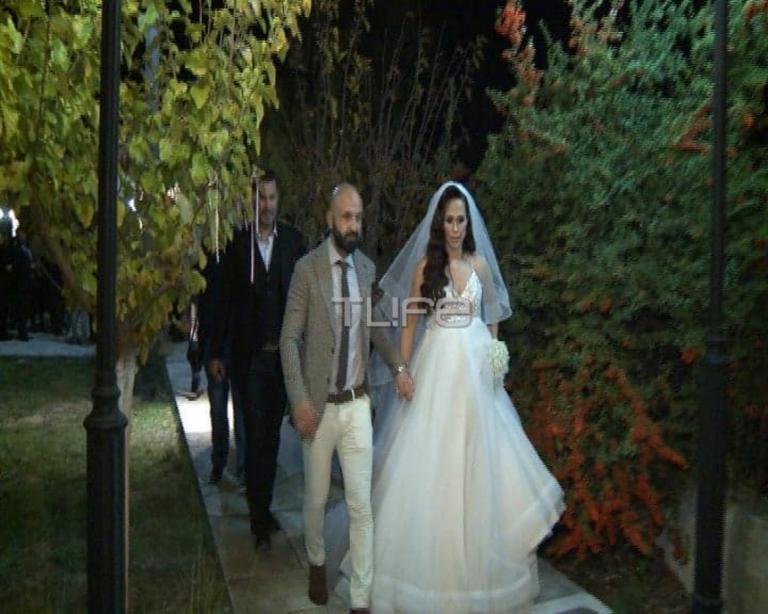Φωτογραφίες και βίντεο από τον γάμο του Υπάτιου Πατμάνογλου με την Εμμανουέλα!