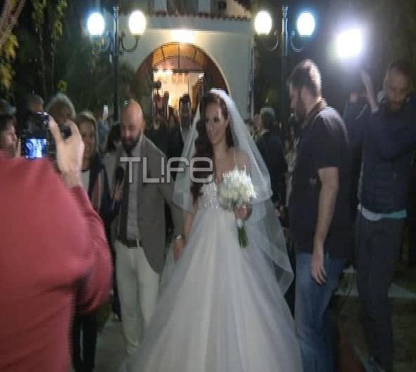 Υπάτιος Πατμάνογλου – Έμμυ Βογιατζή: Όλη η γαμήλια τελετή στο «Μαζί σου»! ΒΙΝΤΕΟ