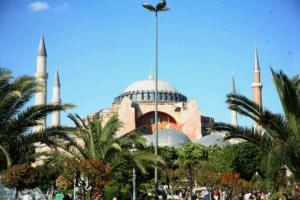 """""""Η Αγιά Σοφιά είναι η Τουρκία και το Ισλάμ""""! Τούρκοι χάκαραν την σελίδα του Κουλιμπαλί [pics]"""