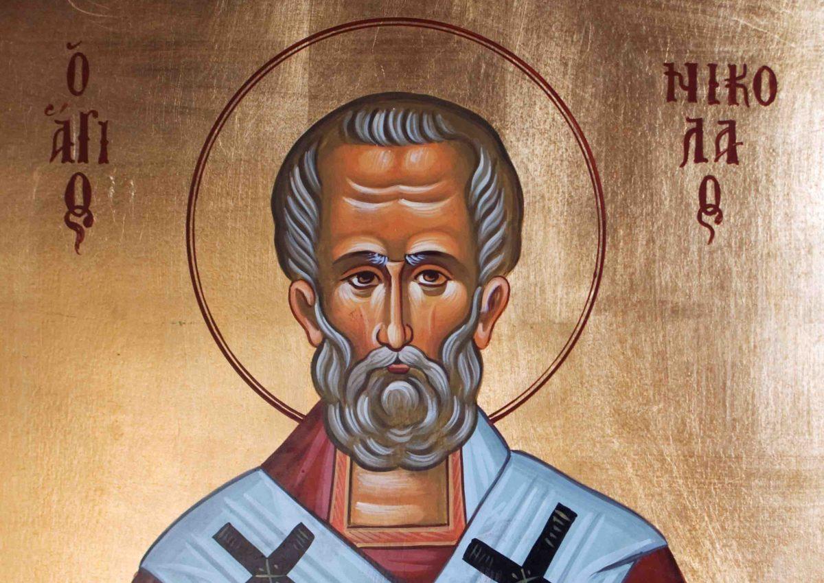 Αχαϊα: Έκλεψαν χρυσά τάματα από εικόνα του Αγίου Νικολάου και το μετάνιωσαν οικτρά!