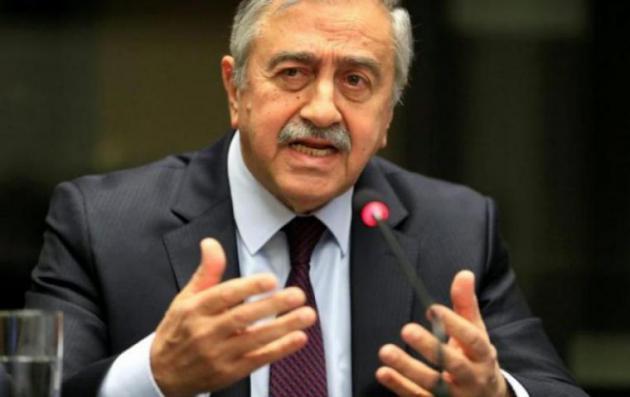 """Προκλητικός Ακιντζί: """"Όμηροι του στάτους κβο οι Τουρκοκύπριοι"""" !"""