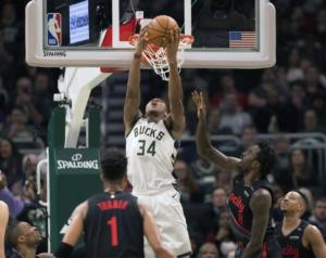 NBA – Αντετοκούνμπο: Έτσι βγήκε MVP Νοεμβρίου! Τα καλύτερα του Γιάννη σε ένα video