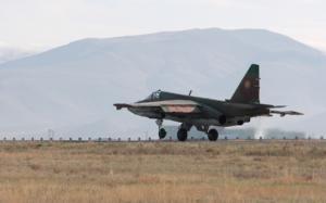 Πτώση μαχητικού αεροπλάνου στην Αρμενία – Νεκροί οι πιλότοι