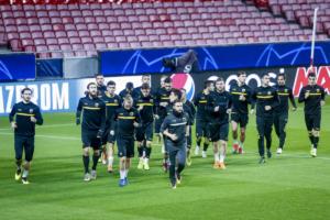 Μπενφίκα – ΑΕΚ: Ολοκληρώνεται το φετινό ταξίδι στο Champions League