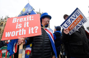 Brexit: Χωρίς συμφωνία ξεχάστε τα ανοικτά σύνορα με την Βόρεια Ιρλανδία