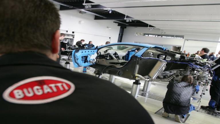 Πόσο κοστίζουν τα ανταλλακτικά της Bugatti Veyron;