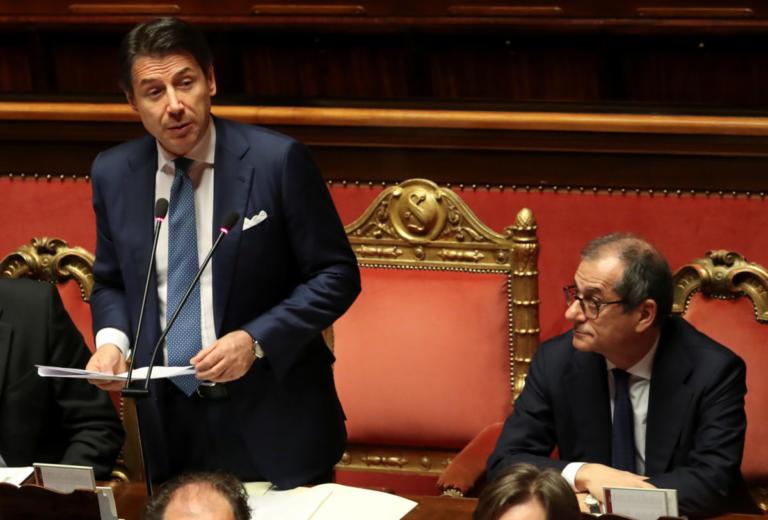 Ιταλία: Σήμερα εγκρίνεται από το κοινοβούλιο ο προϋπολογισμός