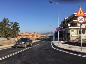 Θεσσαλονίκη: Δόθηκε στην κυκλοφορία η οδός Αλλατίνη μετά από 2,5 χρόνια – Έκλεισε για τα έργα του μετρό!