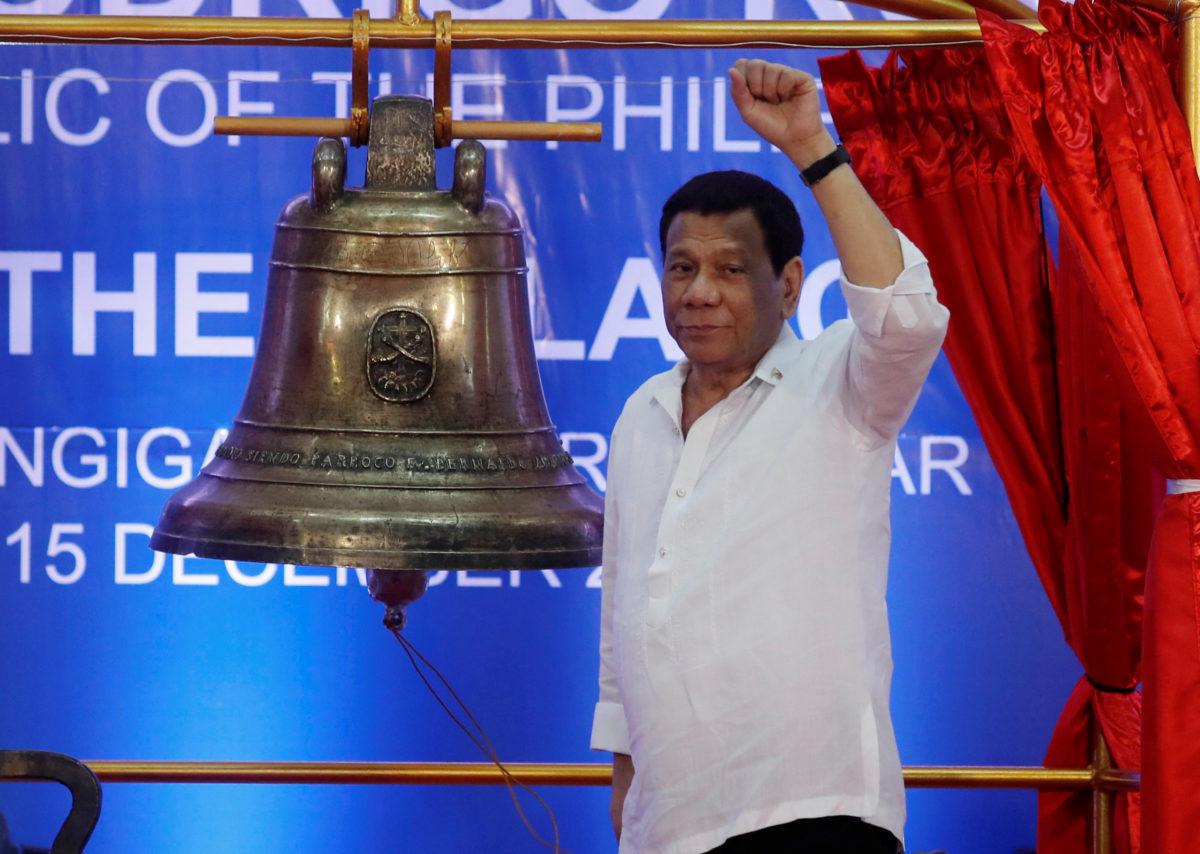 Φιλιππίνες: Σάλος από τη δήλωση του προέδρου Ντουτέρτε ότι παρενόχλησε σεξουαλικά την υπηρέτρια του