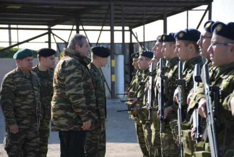 """""""Έφοδος"""" Καμμένου σε Μονάδες των Ενόπλων Δυνάμεων στο Αιγαίο! video, pics"""