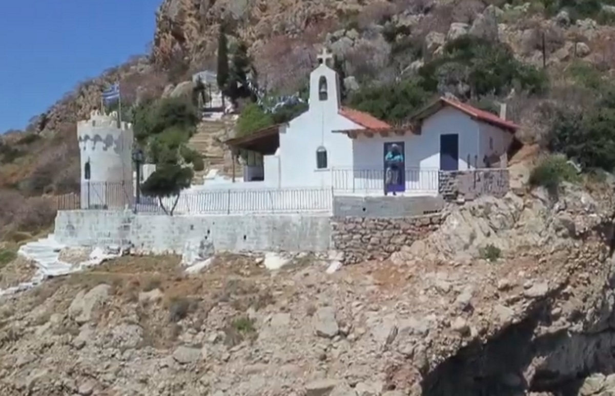 Ναύπλιο: Το θρυλικό τάμα στον Άγιο Νικόλαο έφερε αυτές τις εικόνες – Ο καπετάνιος κράτησε το λόγο του – video