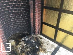 Θεσσαλονίκη: Γκαζάκια σε εκκλησία – Οι ζημιές από την έκρηξη και οι έρευνες για τους δράστες [pics]
