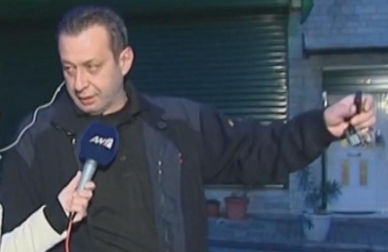 Θεσσαλονίκη: Η έκρηξη του επιχειρηματία που είδε τους ληστές να χτυπούν τη γυναίκα του – Ξαφνικά έγινε ασταμάτητος – video