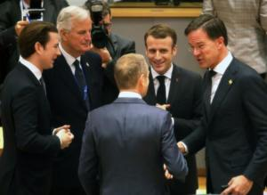 Ευρωπαϊκές κυβερνήσεις ζόμπι