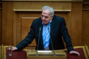 Βουλή: Σκοτωμός για ΔΕΠΑ – Φλαμπουράρης: Ο Πετσίτης δεν είναι φίλος μας