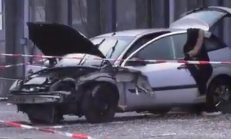 """Γερμανία: Μία νεκρή από το """"ντου"""" αυτοκινήτου σε στάση λεωφορείου στο Ρεκλινγκχάουζεν"""