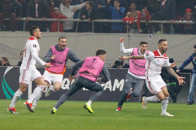 """Europa League, Ολυμπιακός – Μίλαν 3-1 ΤΕΛΙΚΟ: Θρυλική πρόκριση στο """"Καραϊσκάκης""""!"""