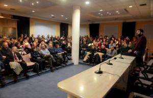 Νάσος Ηλιόπουλος: Και επίσημα υποψήφιος του ΣΥΡΙΖΑ στον δήμο Αθηναίων