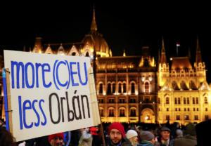 Ουγγαρία: Νέα διαδήλωση κατά της κυβέρνησης Όρμπαν