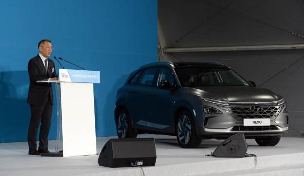 Η Hyundai θέλει να φέρει την επανάσταση με τις ενεργειακές κυψέλες