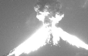 Έκρηξη ηφαιστείου στο Μεξικό! Στιγμές τρόμου για τους κατοίκους – Συγκλονιστικές εικόνες