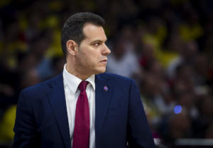 """Παναθηναϊκός – ΤΣΣΚΑ, Ιτούδης: """"Δύσκολο παιχνίδι, έκαναν αλλαγές στην τεχνική ηγεσία"""""""