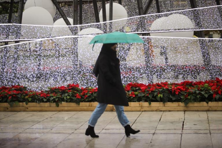 Καιρός – Χριστούγεννα: Τι περιμένουμε σε Αθήνα, Θεσσαλονίκη
