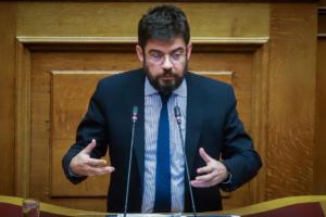 Καλογήρου: Να αποκατασταθούν οι θεσμικές σχέσεις πολιτικών και δικαστών