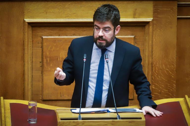 Καλογήρου: Θεσμική απρέπεια η επερώτηση βουλευτών της ΝΔ για τη ΔΕΠΑ
