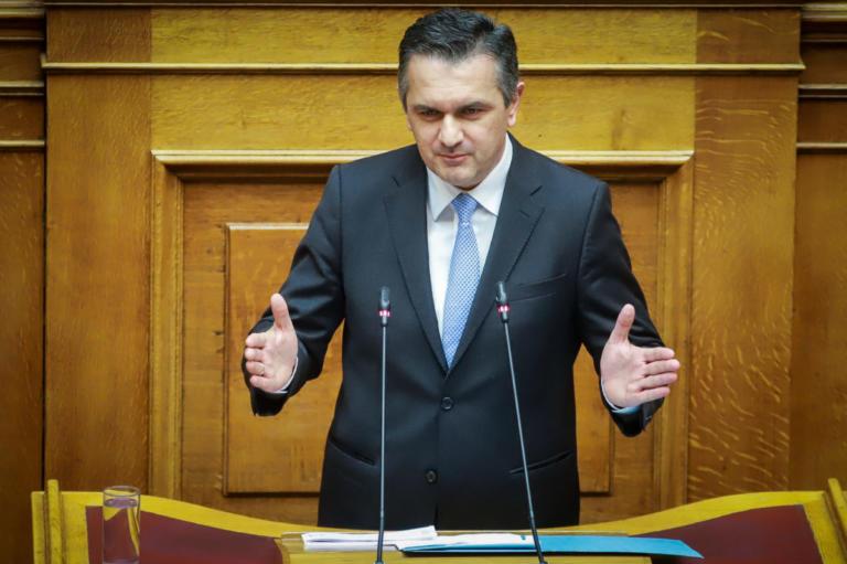 Κοζάνη: Στο χειρουργείο ο βουλευτής Γιώργος Κασαπίδης – Σοβαρός τραυματισμός στον αχίλλειο τένοντα!