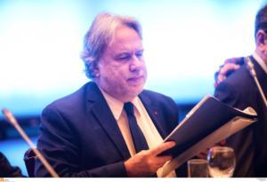 """""""Φιλική"""" συνάντηση Κατρούγκαλου – Τσαβούσογλου στις Βρυξέλλες"""