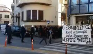 Κωνσταντίνος Κατσίφας: Ένταση στο Ηράκλειο – Τραυματίστηκε αστυνομικός!