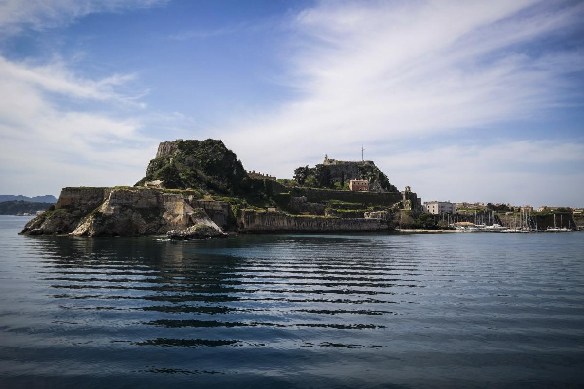 Η Κέρκυρα κορυφαία τοποθεσία για κινηματογραφικά γυρίσματα