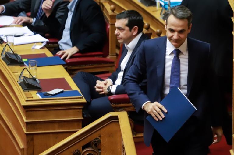 """Προϋπολογισμός: Ο Μητσοτάκης """"χάρισε"""" υπουργική καρέκλα στον Χουλιαράκη! video"""