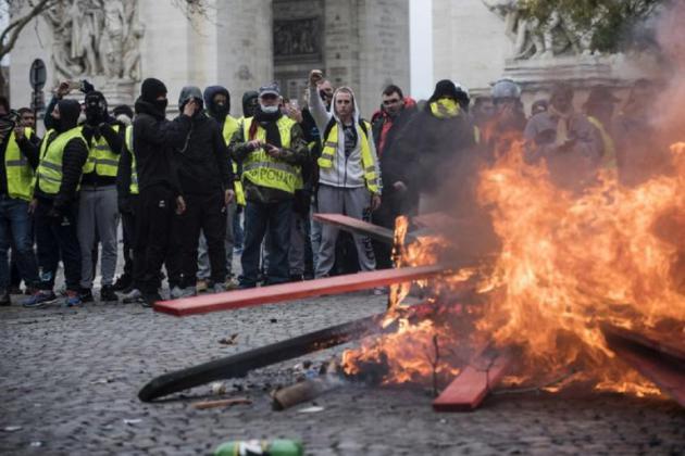 Η Ευρώπη σε αναταραχή