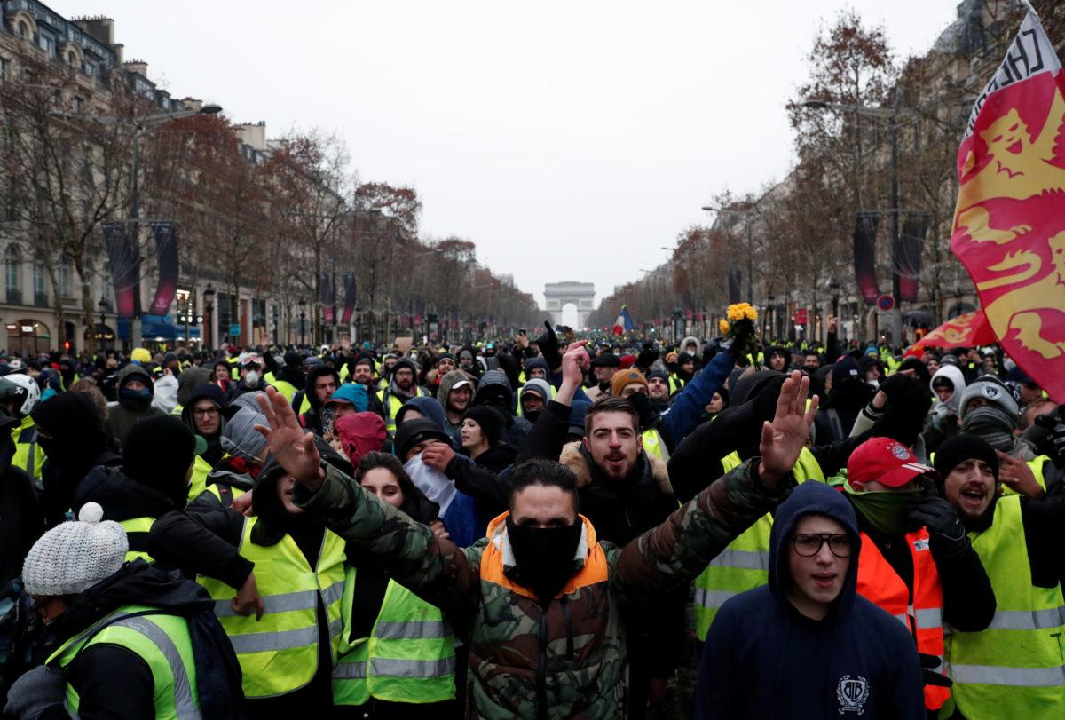 Γαλλία: Στο 3,2% του ΑΕΠ το δημοσιονομικό έλλειμμα το 2019