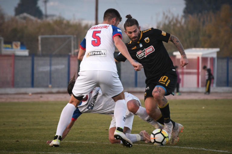 Κύπελλο: Η ΑΕΚ απέκλεισε τον Βόλο – Προκρίθηκε η Λαμία