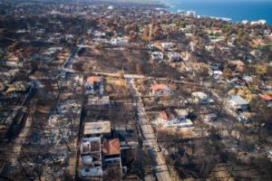 Φωτιά στο Μάτι: Ψηφίστηκε η τροπολογία για την αναστολή πληρωμής των ληξιπρόθεσμων οφειλών των πληγέντων