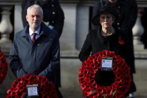 Brexit: Ντιμπέιτ… γιοκ για Μέι και Κόρμπιν!